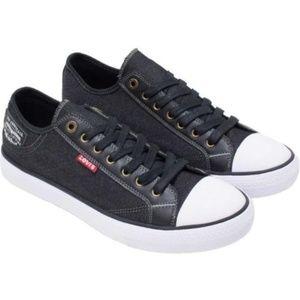 *Levi's Stan Buck Sneakers Comfort Technology Blac
